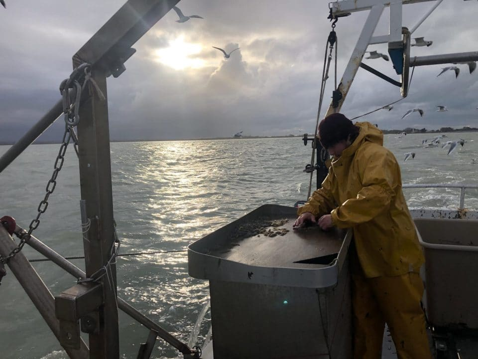 Artisan pêcheur